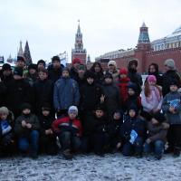 Москва (январь 2009)