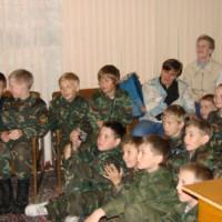 Лето 2010. Учебные сборы.