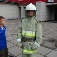 Пожарная подготовка